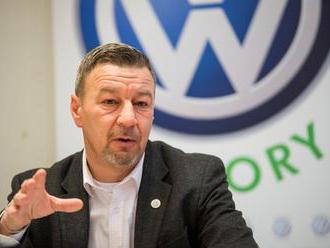 Moderné odbory Volkswagen trvajú na svojich požiadavkách