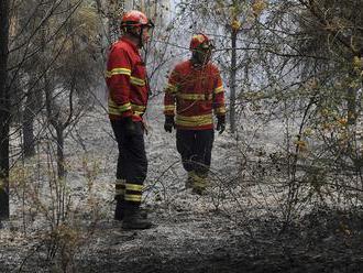 Trojica štátov z EÚ poskytla pomoc Portugalsku pri hasení lesných požiarov