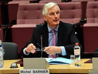 Barnier: Prvý deň rokovaní bol užitočný, vykročili sme správnou nohou