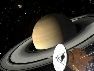 Začala sa posledná fáza misie sondy Cassini