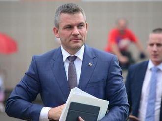 Pellegrini a Šefčovič diskutovali o budúcnosti Únie aj o postavení Slovenska