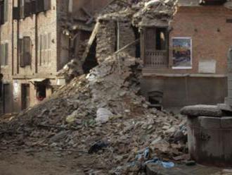 V Pakistanskom Karáči sa zrútila budova: Zahynuli dvaja ľudia, osem ďalších je zranených