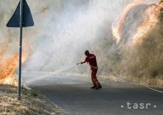 Čierna Hora požiadala Brusel o pomoc v boji s lesnými požiarmi