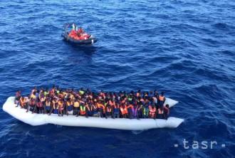 EÚ obmedzí export nafukovacích člnov do Líbye
