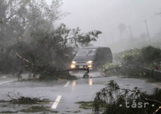 V Japonsku evakuovali tisícky ľudí kvôli prívalovým dažďom