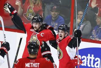 NHL: Pageau sa vyhol arbitráži, s Ottawou predĺžil i tri roky
