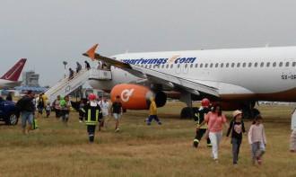 Na bukureštskom letisku núdzovo pristáli dva medzinárodné lety