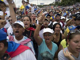 Opozícia vo Venezuele vyzvala na generálny štrajk, bude vo štvrtok