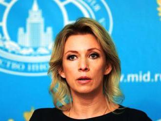 Mária Zacharova o vývoji situácie v Sýrii