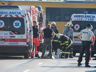 Na železničnom priecestí v Haniske pri Prešove vlak usmrtil muža