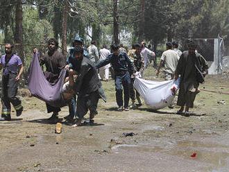 Kritická situácia v Afganistane. Počet civilných obetí dosiahol najvyšší počet od začiatku dokumentá