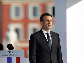 Francúzsky prezident Macron: Antisionizmus je nový antisemitizmus