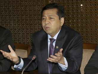 Indonézsky predseda parlamentu odmieta obvinenia v korupčnej kauze