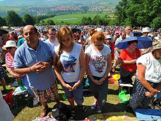 Na Skalke sa začali oslavy sviatku patrónov nitrianskej diecézy