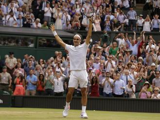Roger Federer spravil z tenisu niečo krásne. Je to umelec