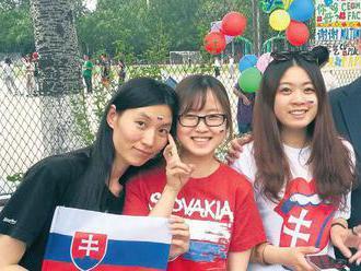 Pedagóg: Slovenčina zabezpečí čínskemu študentovi exkluzivitu