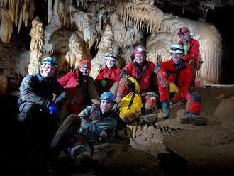 Novú jaskyňu pri Tisovci pomenovali Mangalica - po prasiatku