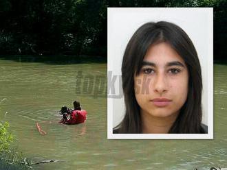 FOTO Kristínky  , ktorá zmizla pod hladinou Malého Dunaja: Hasiči a polícia stále v nasadení