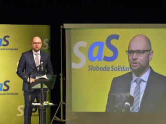 Národnoštátnym záujmom Slovenska podľa SaS je, aby Fico a spol. skončili na smetisku dejín