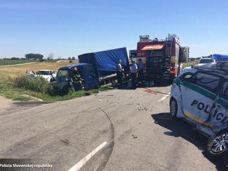 ŠOK! Tragédia má smutné pokračovanie: Nehoda pri ktorej zomreli dvaja policajti má ďalšiu obeť!