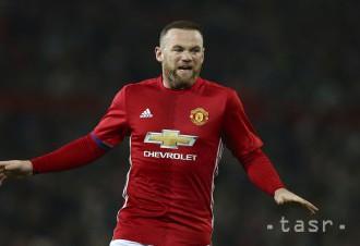Rooney si pochvaľoval atmosféru v tíme Evertonu
