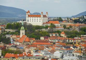 Rekonštrukcie ciest v Bratislave by mali potrvať do konca novembra