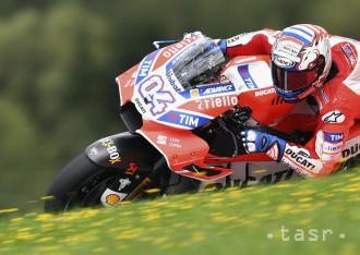 Dovizioso zdolal Marqueza na Veľkej cene Rakúska MotoGP
