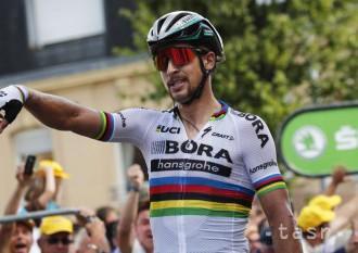 BinckBank Tour: V poslednej etape skončil Sagan štvrtý