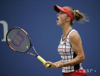 Ukrajinka Svitolinová víťazkou turnaja WTA v Toronte