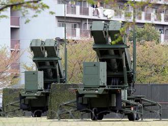 Japonsko rozmiestnilo komplexy Patriot pre zachytenie rakiet KĽDR