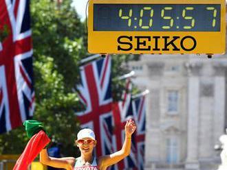 Na 50 km chôdze zlatá Henriquesová so svetovým rekordom