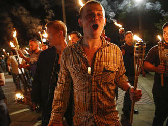 Extrémisti vo Virgínii zneužili logo klubu z NHL. Amerika, kam to smeruješ, pýta sa Trumpa basketbal