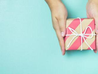 Premýšľate nad vhodným darčekom? Inšpirujte sa!