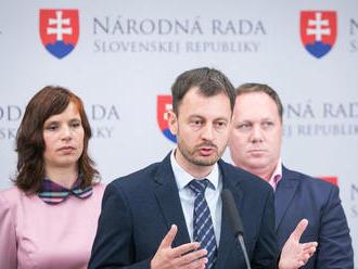 OĽaNO považuje koaličnú krízu za snahu SNS zbaviť sa zodpovednosti za škandál s eurofondami