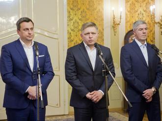 Fico, Danko a Bugár tvoria koalíciu a nie rodinu Nerozborných, tvrdí Hrabko
