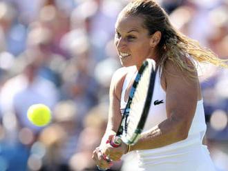 Video: Cibulková cez Cornetovú do osemfinále dvojhry proti Kontovej