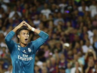 Španielska futbalová federácia potvrdila trest pre Cristiana Ronalda