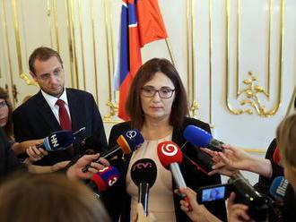 Nová ministerka školstva Lubyová sa politického tlaku nebojí. Danko ma riadiť nebude!