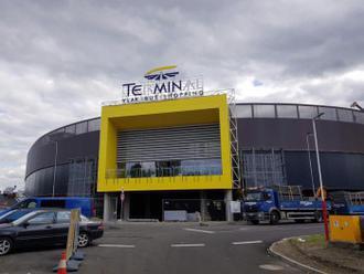Obchodnú časť novej stanice v Banskej Bystrici otvoria vo štvrtok