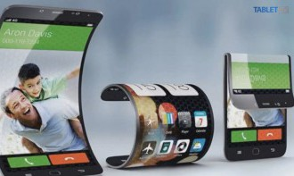 Smartfón so skladacím displejom majú uviesť na trh už na budúci rok