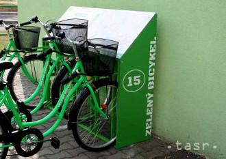 Verejné zdieľanie bicyklov môže fungovať aj v Košiciach