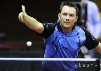 Slováci zdolali v stolnom tenise Rusko 3:1 a na ME obsadili 13. miesto