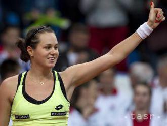 Čepelová sa prebojovala do finále kvalifikácie turnaja WTA v Tokiu