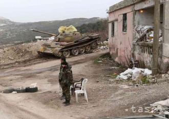 Rusko odmietlo, že by zámerne útočilo na postavenia sýrskej opozície
