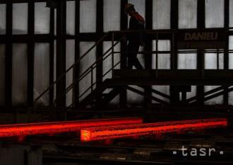 Produkcia ocele v Číne by tento rok mala vzrásť o tri až päť percent