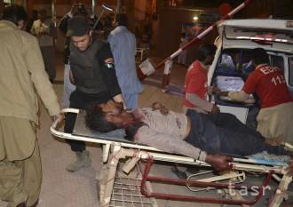 V Pakistane vybuchla nálož. K atentátu sa prihlásil Taliban