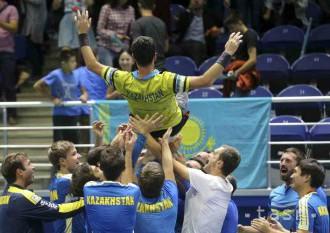 DAVIS CUP: Kazachstan vyradil úradujúcich šampiónov z Argentíny