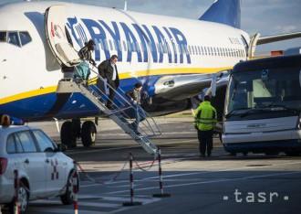 Ryanair zruší v najbližších šiestich týždňoch do 50 letov denne