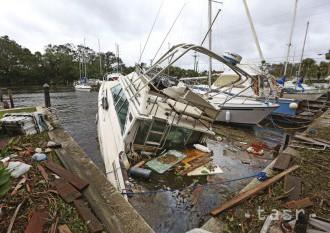 Po hurikáne Irma ohrozuje karibské ostrovy tropická búrka Maria