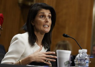 HALEYOVÁ: Bezpečnostná rada OSN vyčerpala svoje možnosti ohľadom KĽDR
